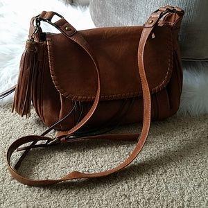 Steve Madden crossbody leather bag